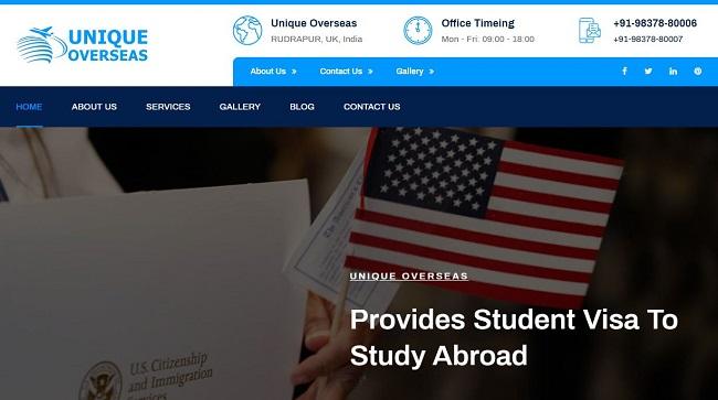 Unique Overseas - Immigration Services